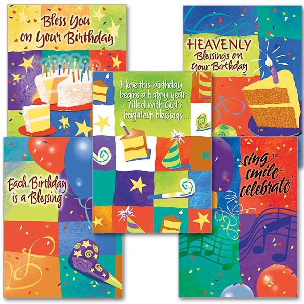 Christian Birthday Cards Yes They Do Still Matter