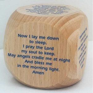 Prayer Dice