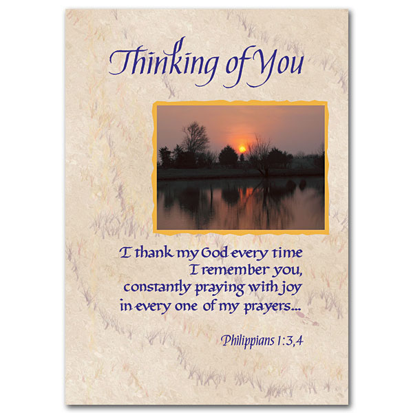 Share inspirational greeting cards to show someone you care the thinking of you cards 1 m4hsunfo