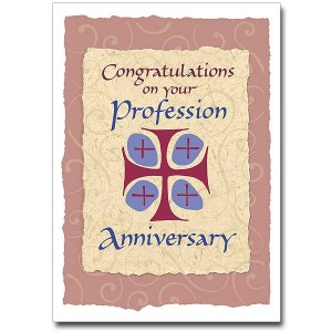 Profession Anniversary Card