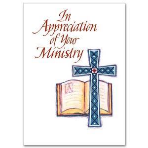 Ministry Appreciation 1