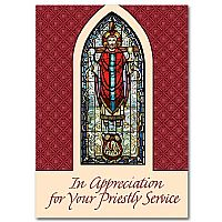In Appreciation for Your Priestly Service